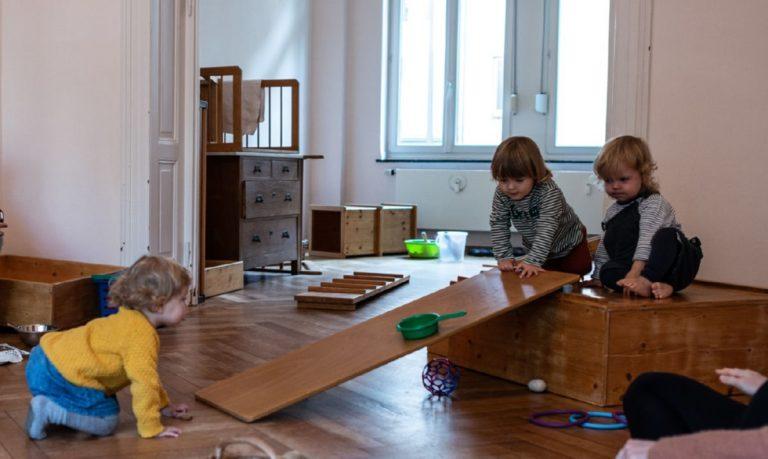 Helma Hark | Aachen Pikler®-SpielRaum Eltern-Kind-Gruppe Galeriebild 12