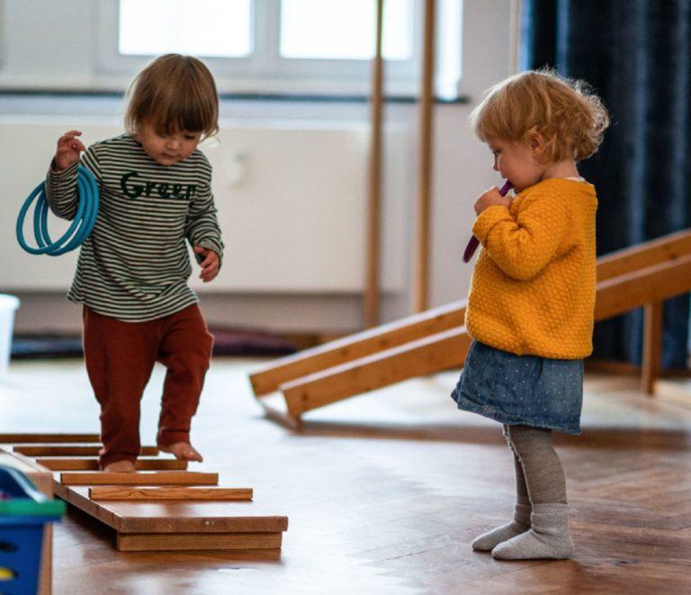 Helma Hark | Aachen Pikler®-SpielRaum Eltern-Kind-Gruppe Galeriebild 11
