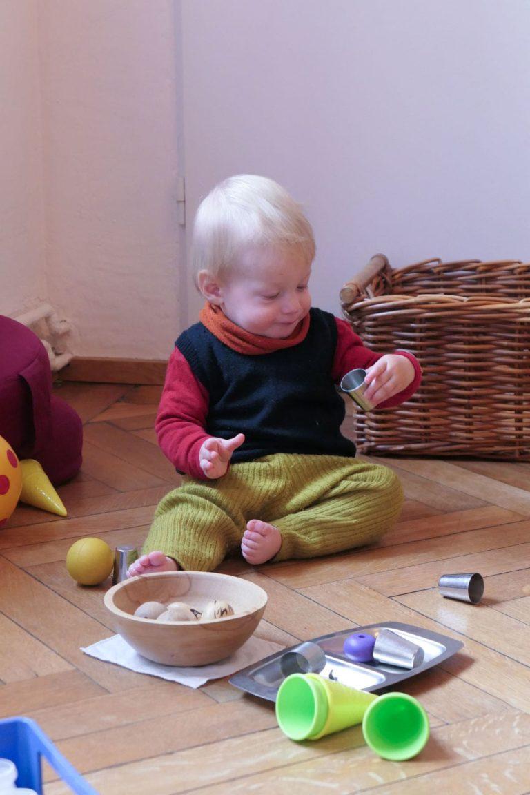 Helma Hark | Aachen Pikler®-SpielRaum Eltern-Kind-Gruppe Galeriebild 2